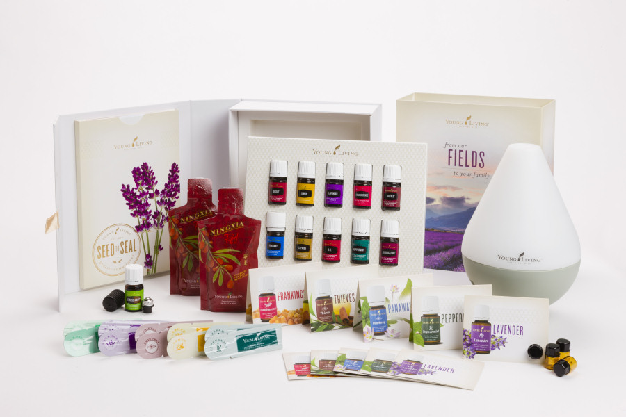 How to order essential oils with Young Living